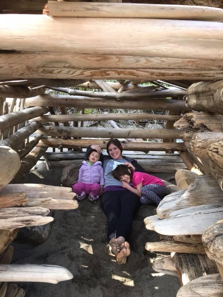 sandy cove trail harrison hot springs