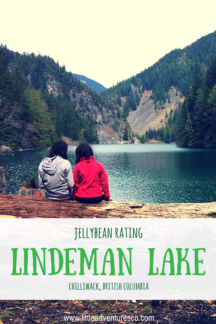 Jellybean Rating: Lindeman Lake, Chilliwack, British Columbia! #naturekids #kidsoutside #localhikes