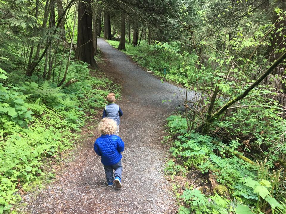 salmon ridge trail