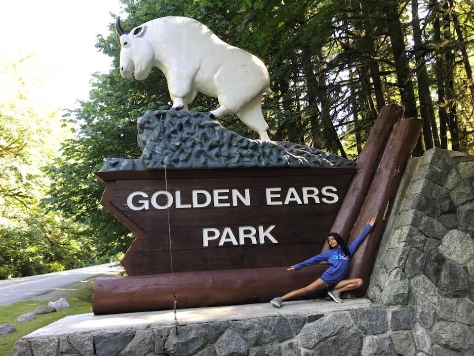golden ears sign park