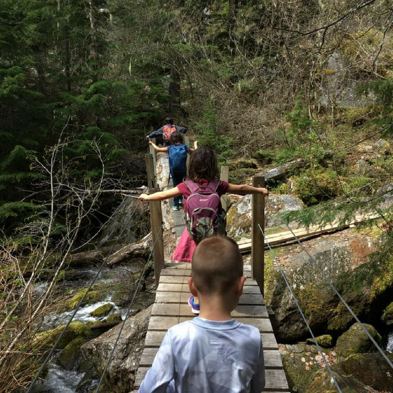 is a kid's trail rating guide important?