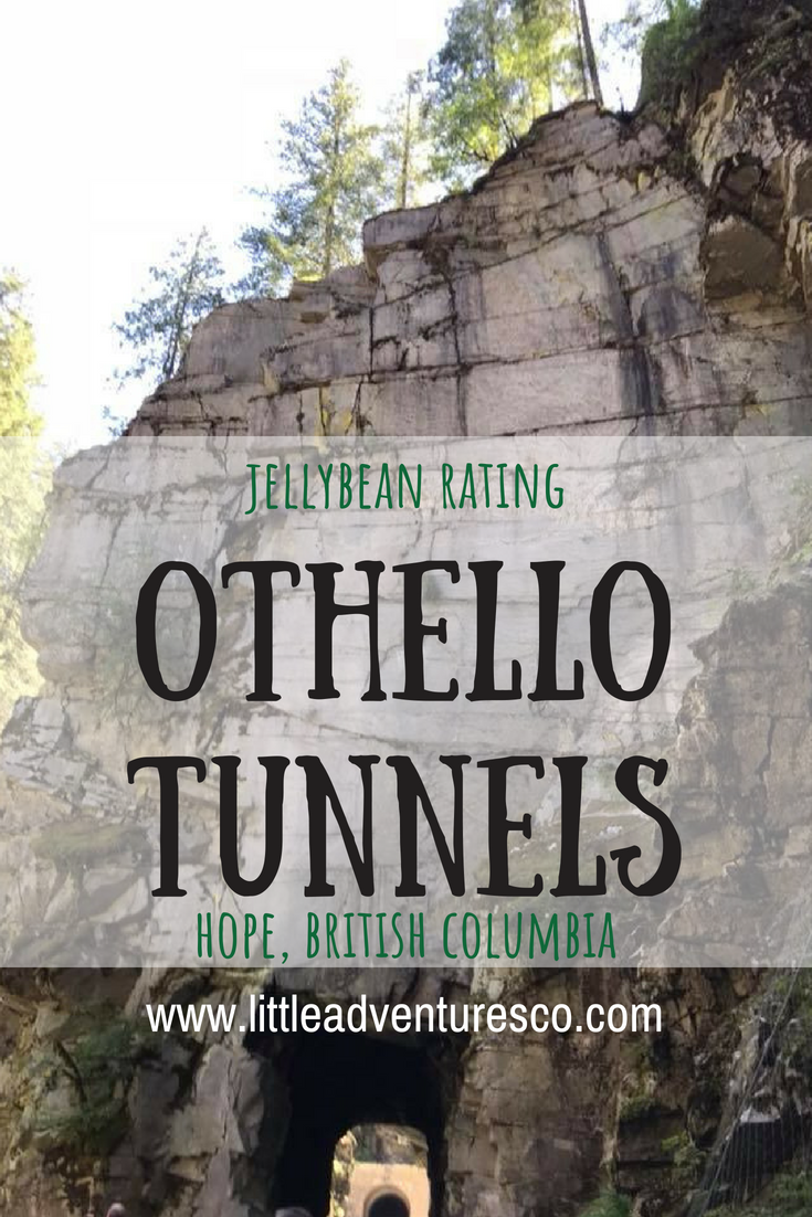 Othello Tunnels Hope, British Columbia