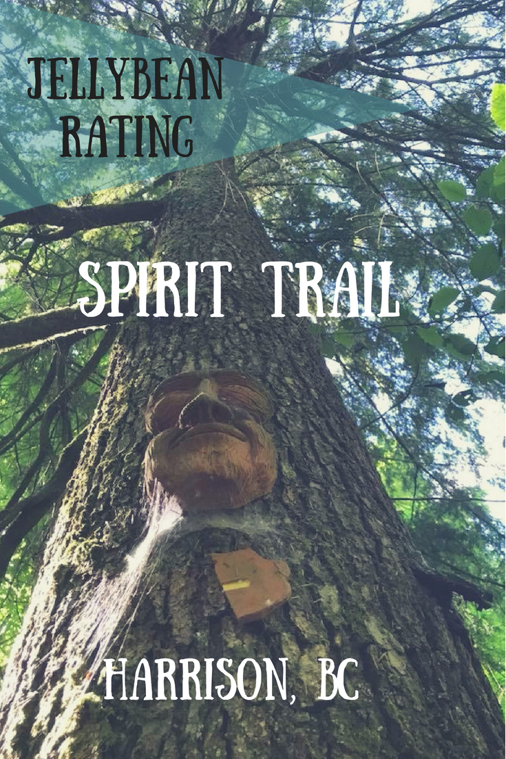 Harrison Hot Springs, British Columbia has it all! A beautiful lake, natural hot springs, and incredible hikes like the Spirit Trail!