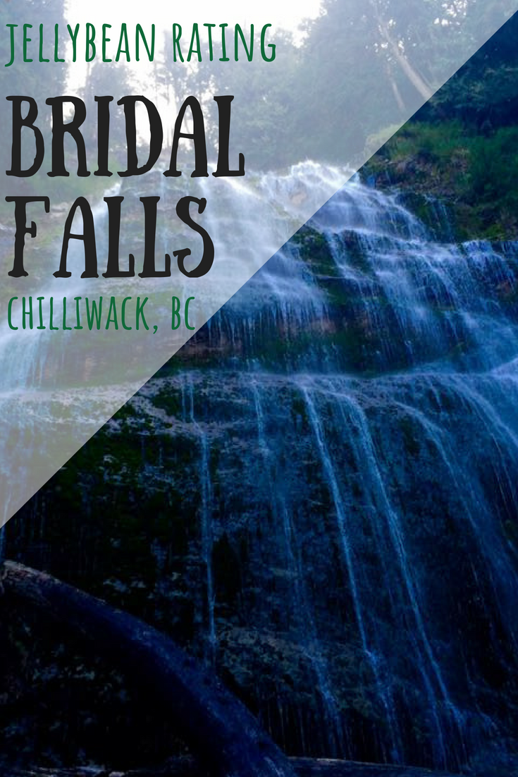 If you've ever driven past Chilliwack you've probably seen Bridal Falls. While it's magnificent from a distance, it's even more beautiful up close.