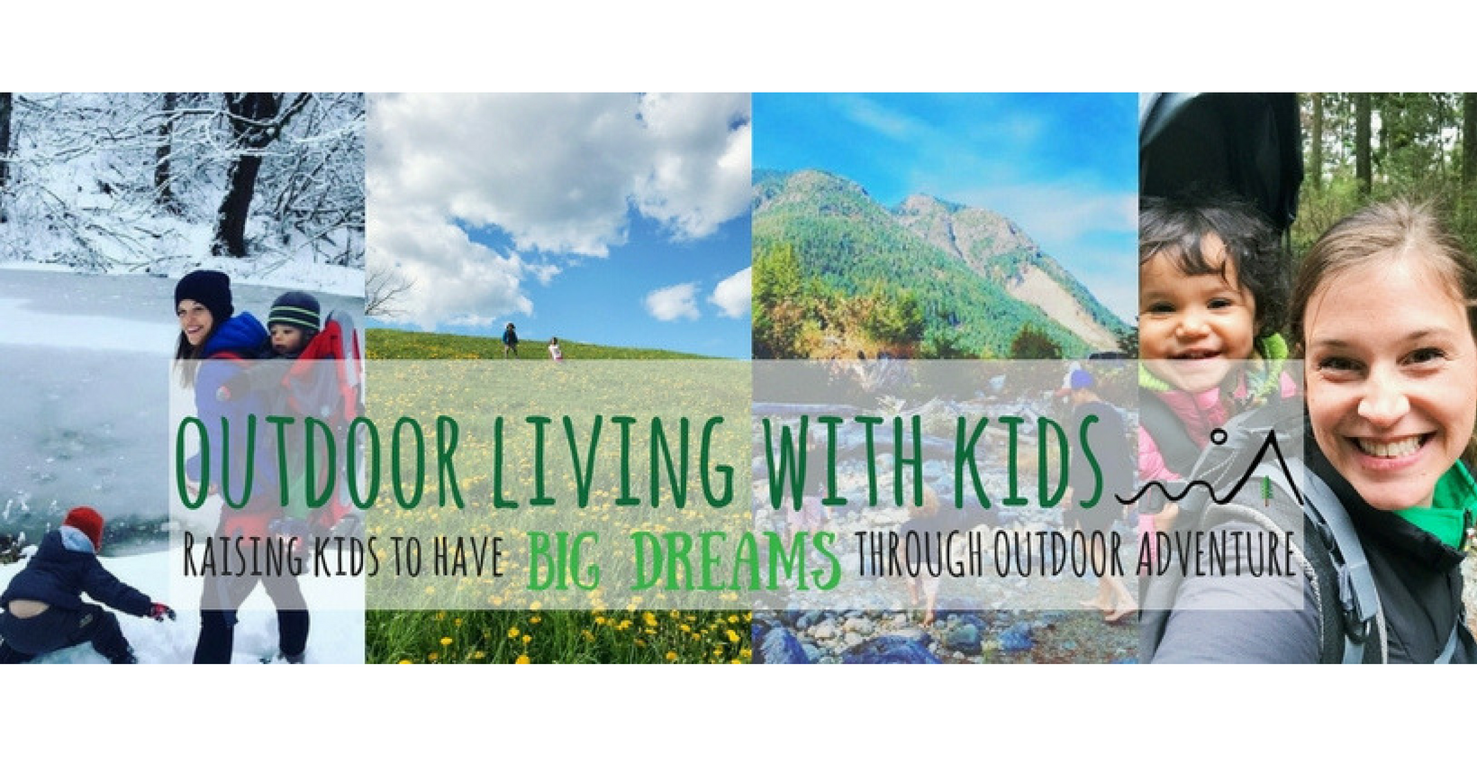 find hiking friends on outdoor living with kids on facebook