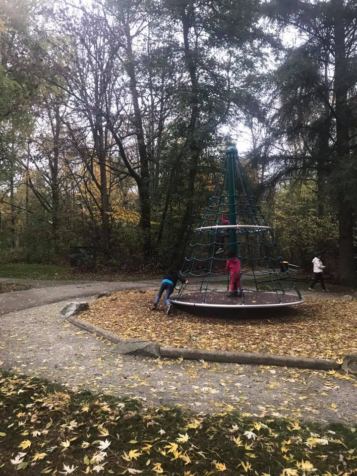 redwood park playground