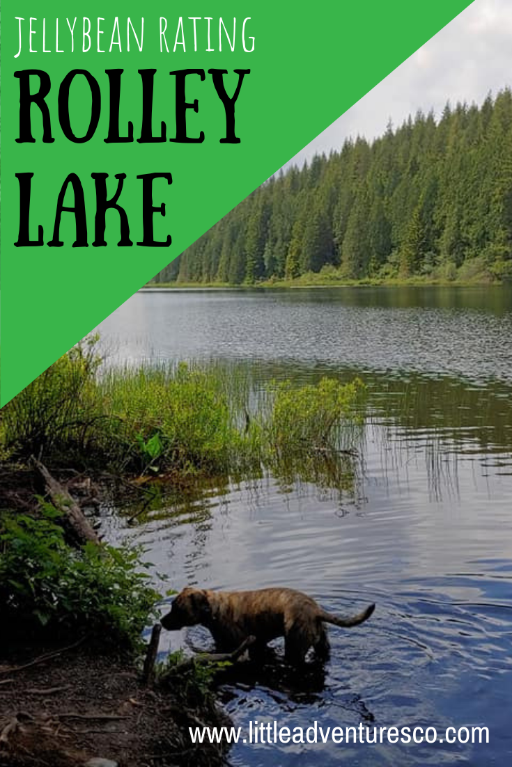 Want to swim, camp, and hike all in one spot? Rolley Lake in Mission, British Columbia has all of that to offer, and more!