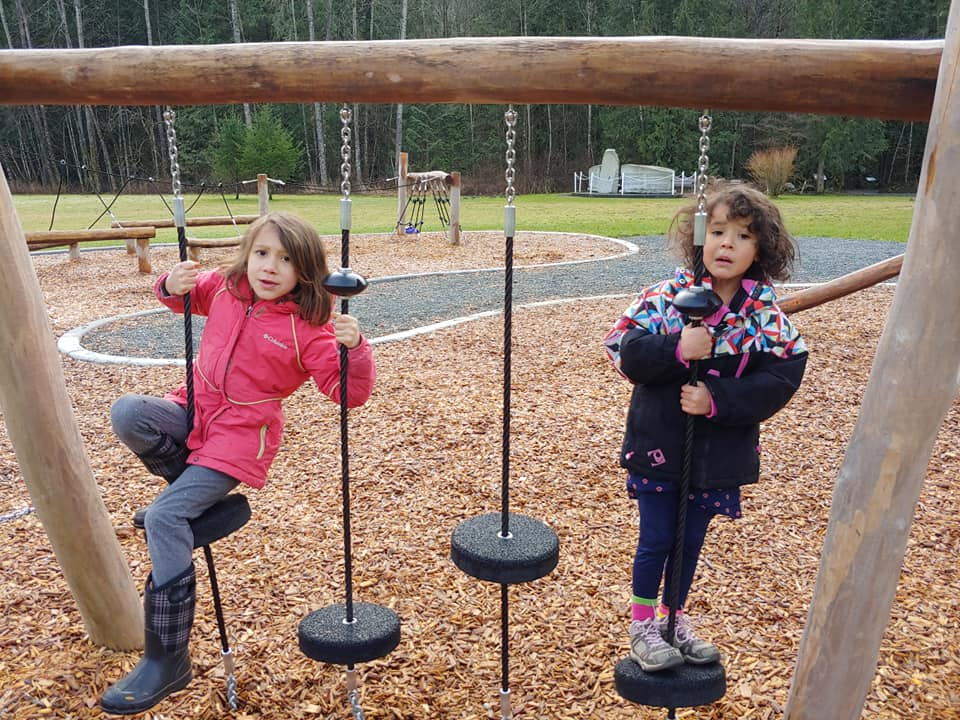 playground at thompson park