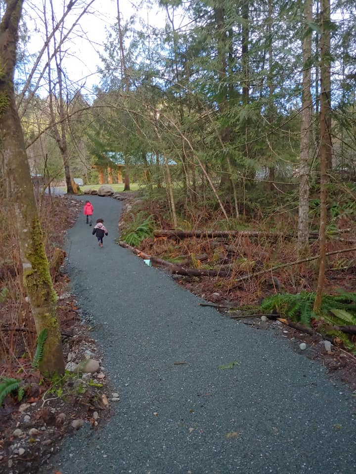 thompson park trail