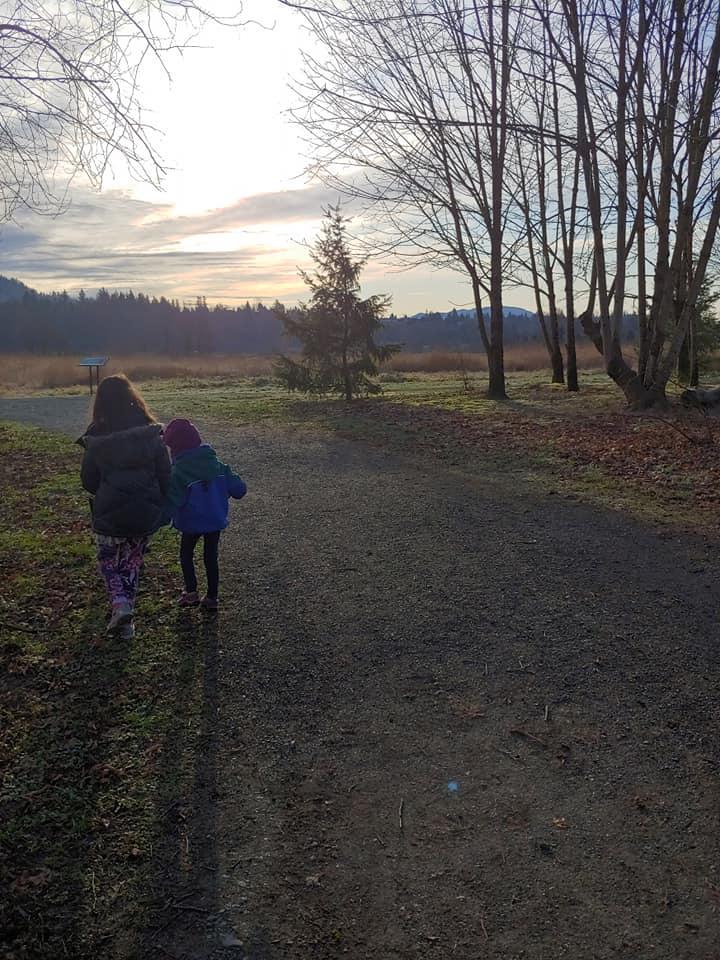 willband creek park trail